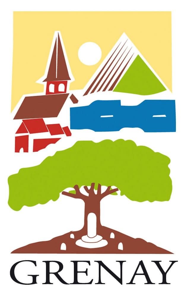 logo ville de grenay nouveau m 233 diath 232 que estaminet
