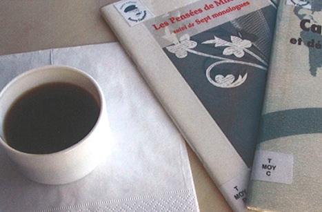 Les cafés lecture des parents